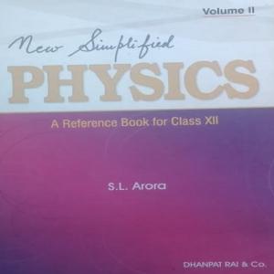 Physics Volume II