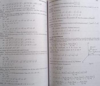 Mathematics Volume-2
