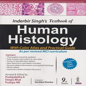 Human Histology With Colour